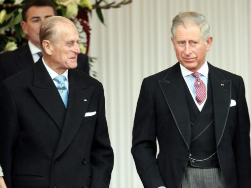 The Prince of Wales has paid tribute to his father the Duke of Edinburgh following his death aged 99 (Steve Parsons/PA)