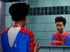 The directing team for the highly anticipated sequel to Spider-Man: Into The Spider-Verse has been unveiled (Sony Pictures Animation/PA)