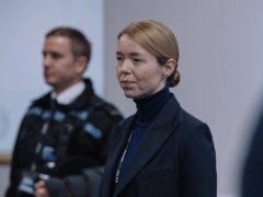 Anna Maxwell Martin will return to Line Of Duty on Sunday, the BBC said (World Productions/PA)