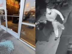 The burglar left Diablo's Southwest Grill empty-handed but now has a job opportunity (Carl Wallace)
