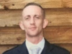 Richard Marshall was killed in an incident in Blantyre on Wednesday (Police Scotland/PA)