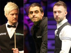Neil Robertson, Ronnie O'Sullivan and Judd Trump will be among the players to watch in Sheffield (PA)