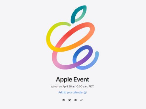 (Apple/PA)