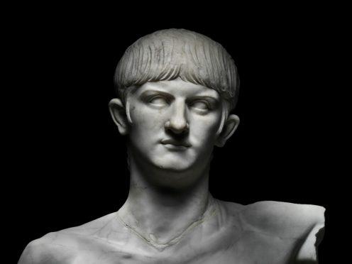 A marble bust of Nero from Italy around AD 55 (Francesco Piras/MiC Museo Archeologico Nazionale di Cagliari/PA)