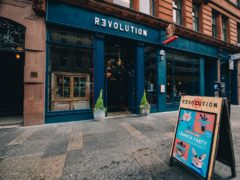 Revolution has said it opened 20 of its bars on Monday (Revolution/PA)