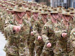 Australian Defence Forces personnel (AAP/AP)