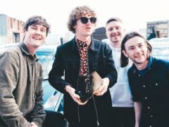 The Snuts (Official Charts Company/PA)