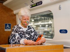 Avanti West Coast has become the UK's first train operator to launch a dedicated social media forum for disabled passengers (Avanti West Coast/PA)