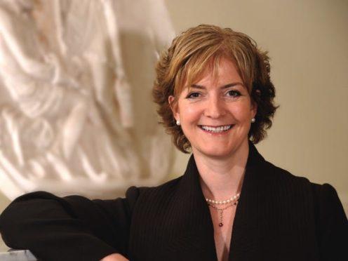 Deputy chairwoman of the Bafta television committee Sara Putt (Bafta/PA)