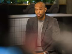Thierry Henry removed himself from social media last month (Martin Bourke/CNN)
