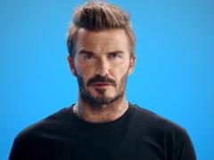 David Beckham (©Unicef video/screengrab)