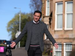 Labour leader Anas Sarwar has admitted he is 'not yet' a candidate for first minister, but hopes to lead an effective opposition at Holyrood (Andrew Milligan/PA