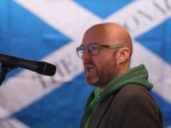 An independent Scotland could be a leader in nuclear disarmament, Patrick Harvie said (Andrew Milligan/PA)