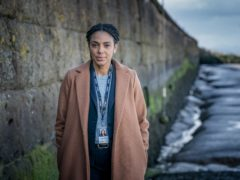 Marsha Thomason as DS Jenn Townsend in The Bay (ITV/PA)