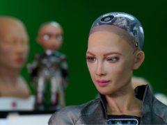 Sophia the robot (AP)