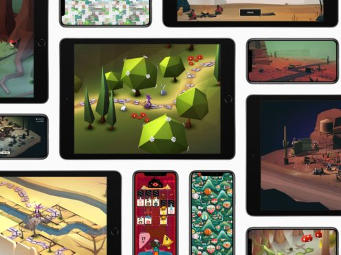New titles are being added to Apple Arcade (Apple)