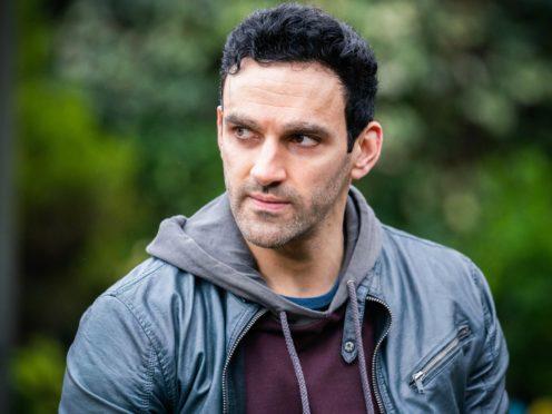 Davood Ghadami (Kieron McCarron/BBC)
