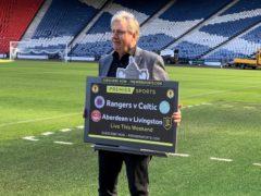 Celtic too big to be kept waiting says former Hoops striker Frank McAvennie (Ronnie Esplin/PA)