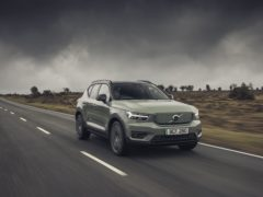 Volvo XC40 Recharge Twin