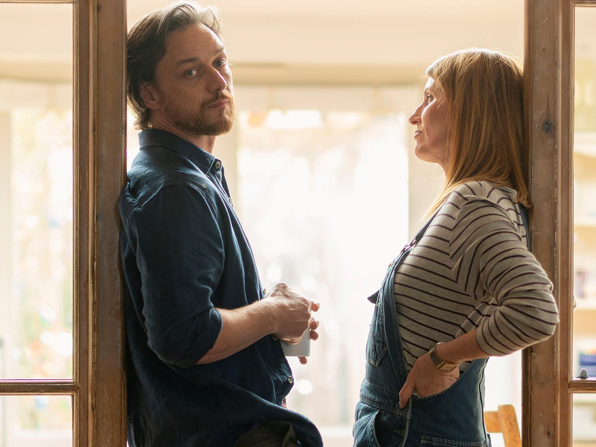 James McAvoy and Sharon Horgan to star in lockdown family drama
