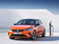 The new Corsa-e benefits from a decent all-electric range