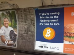 The Luno ad banned by the ASA (ASA/PA)