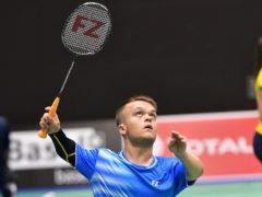 Jack Shephard is targeting para-badminton gold in Tokyo (Badminton Photo/PA)