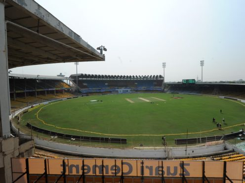 The 2021 IPL play-offs and final were due to take place in Ahmedabad (Anthony Devlin/PA)