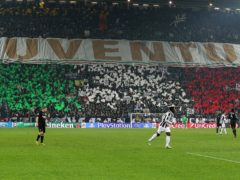Juventus have been warned they face expulsion from Serie A if they persist with European Super League plans (Nick Potts/PA)