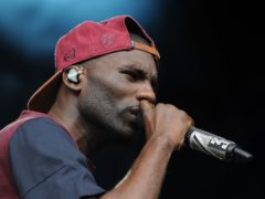 Wretch 32 (Joe Giddens/PA)