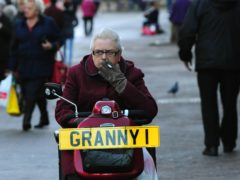 Around a quarter of a million older people do not get a state pension, but many may be able to successfully make a claim, according to LCP (Rui Vieira/PA)