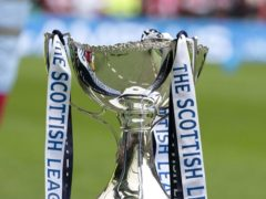 The draw for Scotland's League Cup group stage has been made (Jeff Holmes/PA)