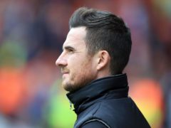 Barry Ferguson's side eased through (Peter Byrne/PA)