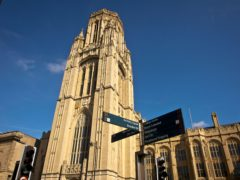 The Pfizer Centre of Excellence for Epidemiology of Vaccine-preventable Diseases is based at the University of Bristol (Ben Birchall/PA)