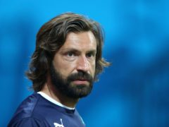 Andrea Pirlo has left his position as Juventus' head coach after just one season (Mike Egerton/PA)