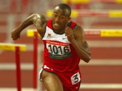Colin Jackson is hopeful the Commonwealth Games in Birmingham can provide opportunities for future stars (Phil Noble/PA)