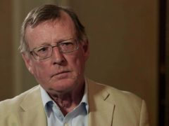 David Trimble is among the letter's signatories (BBC NI/PA)