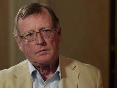 David Trimble is among the letter's signatories (BBC NI/PA)