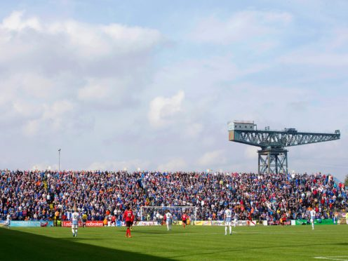 Cappielow will host a crucial second leg (PA)