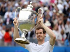 Andy Murray won his fifth title at Queen's Club in 2016 (Steven Paston/PA)