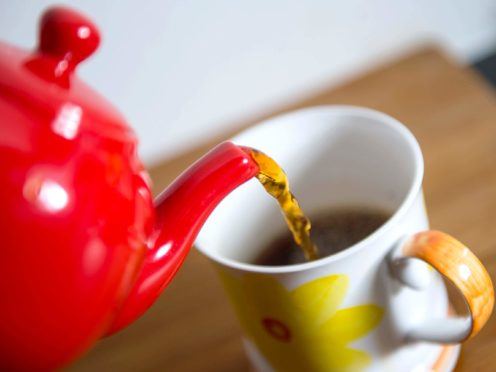 Climate change is threatening the future of the much-loved cuppa (Anthony Devlin/PA)
