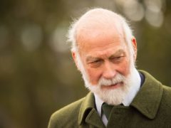 Prince Michael of Kent (PA)