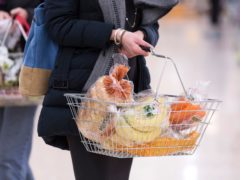 New research shows that violence and abuse against shopworkers surged last year and gathered pace further as the enforcement of coronavirus measures fuelled more incidents (Jon Super/PA)
