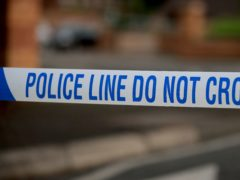 The officer was injured in Scunthorpe (Peter Byrne/PA)