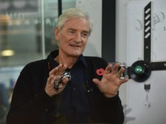 Sir James Dyson (Jeff Overs/BBC)