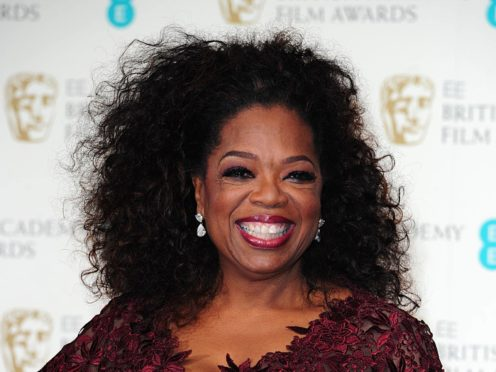 Oprah Winfrey (Ian West/PA)