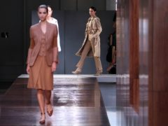 Luxury fashion house Burberry has revealed that sales rebounded by 32% in its final quarter thanks to strong demand from rich shoppers in Asia and the US (Isabel Infantes/PA)