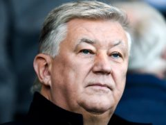 Celtic chief executive Peter Lawwell has escaped injury following a fire at his home (Ian Rutherford/PA)