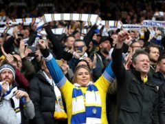 A generation of Leeds fans have yet to attend a Premier League game at Elland Road (Richard Sellers/PA)