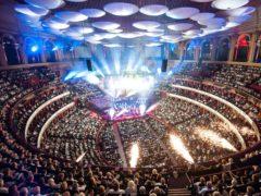 London's Royal Albert Hall (Matt Crossick/PA)